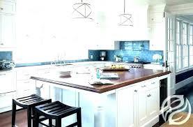 kitchen blue glass backsplash. Blue Subway Tiles Mosaic Kitchen Tile  White Cabinets With Glass Kitchen Blue Glass Backsplash