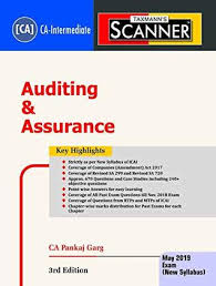 Pankaj Garg Audit Charts Nov 2018 Scanner Auditing Assurance Ca Intermediate By Pankaj Garg