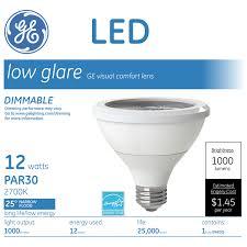 Par30 Warm White Led Flood Light Led Par30 Dimmable Warm White Flood Light Bulb 3000k 12w
