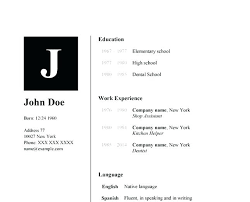 Mac Word Resume Template New Download Free Resume Templates For Mac Word Template Recent Design
