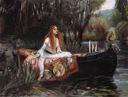 painting the lady of shalott best 2018