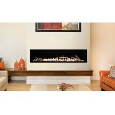 empire boulevard contemporary fireplaces fireplace ventless linear gas