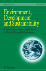environment development and sustainability incl option to environment development and sustainability