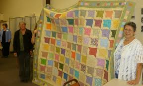 A busy day of SBSQC Community Quilts... - Sunbonnet Sue Quilt Club ... & Image may contain: 2 people, people smiling, people standing Adamdwight.com