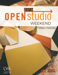 Louisville Design Studio 2018 Open Studio Weekend Directory And Studio Guide By