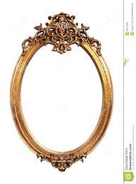 vintage frame design oval. Vintage Frame Design Oval E