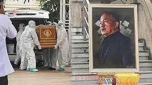 ศพ น้าค่อม ถึงวัดแล้ว ครอบครัวเตรียมฌาปนกิจศพ ตั้งรูปหน้าเมรุ - ข่าวสด