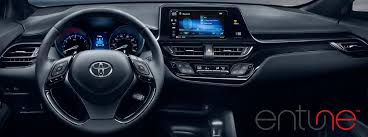 2018 toyota entune.  2018 2018 toyota chr dashboard with entune touchscreen and bluetooth for toyota entune