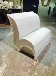 CFW Fiberglass Book Bench