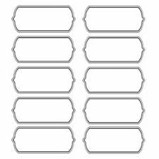 Free Printable Labels To Organize Your Stuff In My Own Style