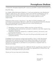 Standard Cover Letter Template
