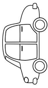 Small Picture Vehicle coloring pages for babies 7 kleurplaten Pinterest