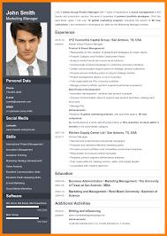 Online Cv Creator Downloadable Online Resume Template Creator Online