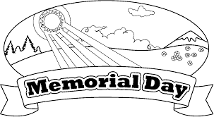 Small Picture Happy Memorial Day Coloring Pages GetColoringPagescom