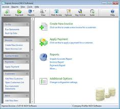 Free Invoice Maker Download Custom Express Invoice Free Invoicing Software Free Download And Software