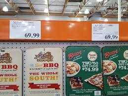 costco lucilles gift card