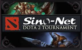 sino net dota 2 tournament schedule standings news dot esports