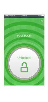 image of hhonors app digital key
