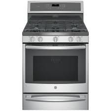 Why Dual Fuel Range Ge Profile 30 In 56 Cu Ft Smart Dual Fuel Range With Self