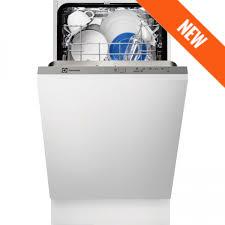 Slimline Kitchen Appliances Electrolux Esl4200lo New Integrated Slimline Dishwasher Rrpalb36999
