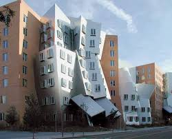 deconstructive architecture. 2004. Ray And Maria Stata Center, Massachusetts Institute Of Technology, Cambridge, Massachusetts[20] Deconstructive Architecture