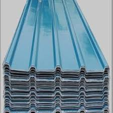 colored sheet metal china good quality export colored corrugated steel sheet china