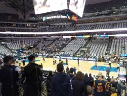 American Airlines Center Section 105 Seat Views Seatgeek
