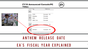 fiscal year 2019 dates anthem release date q1 2019 fy19 q4 eas fiscal year explained