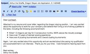 Send Resume By Email Emailing Your Resumes Send Resume Email Sample Magnificent How To Send Resume In Email