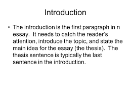 jane schaeffer s essay terms essay an essay is a short piece of  introduction the introduction is the first paragraph in n essay