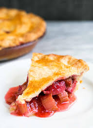 Best Pie Recipes Strawberry Rhubarb Pie Recipe Simplyrecipescom