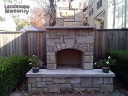outdoor stone fireplace for outdoor fireplaces