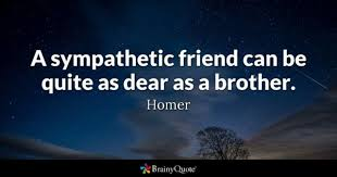 Sympathetic Quotes BrainyQuote Delectable Friendship Tit For Tat Quotes