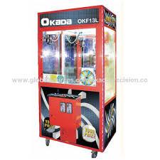 Crane Vending Machines Canada Inspiration Taiwan Crane Machine Toy From Dali District Manufacturer Okada