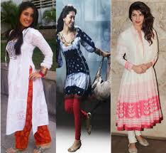 Bollywood Actress Suit Design How Designer Kurtis Entered Mainstream In Indian Fashion