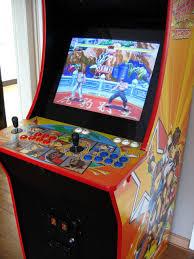 scratch build custom street fighter arcade cabinet upd 7 jul 09