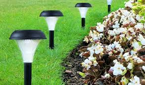 best solar garden lights. Solar Garden Lights Are An Efficient Way Of Illuminating Areas Around Your Home Landscaping And In Gardens. Solar-powered Best