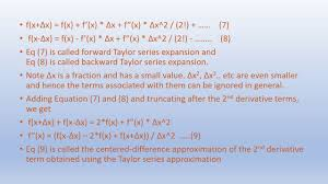 1d ss heat conduction problem with source term