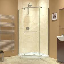 shower stalls with two seats and built seat in home depot