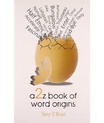 Word Origins Website A2z Book Of Word Origins