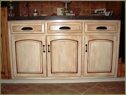 Distressed Kitchen Furniture Distressed Kitchen Cabinets Home Design Ideas