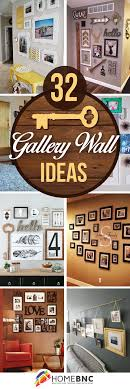 Wall Design Photos Gallery 32 Best Gallery Wall Ideas And Decorations For 2019