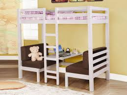bed with office underneath. Bunk Bed With Table Underneath Sofa Office