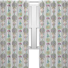Dream Catcher Curtains Dreamcatcher Curtains 100 Panels Per Set Personalized 2