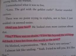Beautiful Redemption Quotes Best Of You Are Such Beautiful Creatures This Part