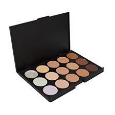 nicee professional 15 color concealer camouflage makeup palette concealer 15 colors