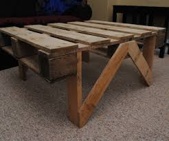 Instructables Coffee Table Pallet Coffee Table With Pictures