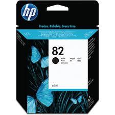<b>HP 82</b> Ink Cartridge, CH565A, <b>Black</b> | Staples®