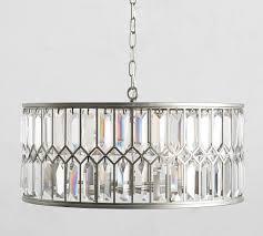 tessa crystal chandelier