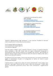 La Cabina di Regia del Veneto scrive alla Regione per chiedere maggior  possibilità di movimento in zona arancione